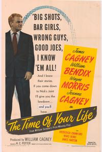 Time of Your Life - 27 x 40 Movie Poster - Style A