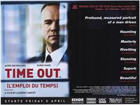 Time Out - 11 x 17 Poster - Foreign - Style A