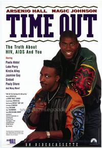 Time Out: The Truth About HIV, AIDS, and You - 27 x 40 Movie Poster - Style A