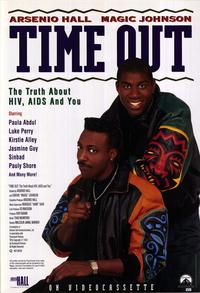 Time Out: The Truth About HIV, AIDS, and You - 11 x 17 Movie Poster - Style A