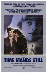 Time Stands Still - 11 x 17 Movie Poster - Style A