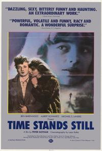 Time Stands Still - 27 x 40 Movie Poster - Style A