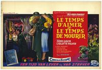 A Time to Love & a Time to Die - 27 x 40 Movie Poster - Foreign - Style A