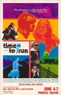 Time to Run - 27 x 40 Movie Poster - Style A