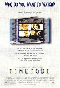 Time Code - 27 x 40 Movie Poster - Style A