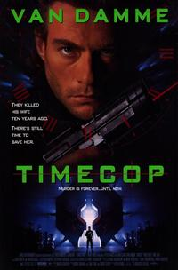 Timecop - 11 x 17 Movie Poster - Style A
