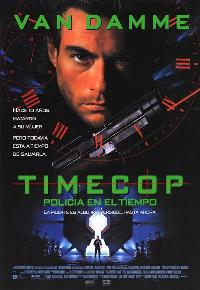 Timecop - 11 x 17 Movie Poster - Spanish Style A