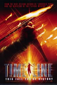 Timeline - 11 x 17 Movie Poster - Style A