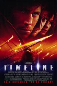 Timeline - 11 x 17 Movie Poster - Style B