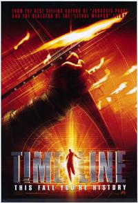 Timeline - 27 x 40 Movie Poster - Style A