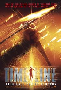 Timeline - 43 x 62 Movie Poster - Bus Shelter Style A