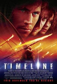 Timeline - 43 x 62 Movie Poster - Bus Shelter Style B