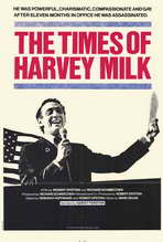 Times of Harvey Milk - 27 x 40 Movie Poster - Style A