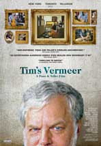 """Tim's Vermeer"" Movie Poster"