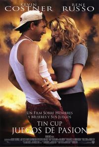 Tin Cup - 11 x 17 Movie Poster - Spanish Style A