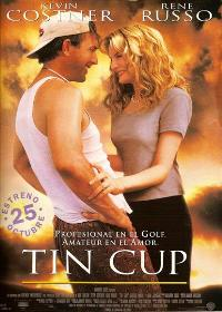 Tin Cup - 27 x 40 Movie Poster - Spanish Style A