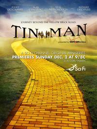 Tin Man - 11 x 17 Movie Poster - Style A