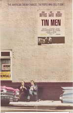 Tin Men - 11 x 17 Movie Poster - Style A