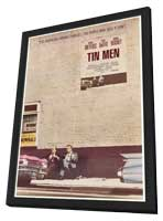 Tin Men - 27 x 40 Movie Poster - Style A - in Deluxe Wood Frame