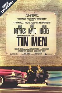 Tin Men - 27 x 40 Movie Poster - Style B