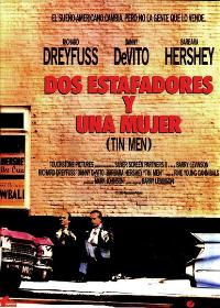 Tin Men - 11 x 17 Movie Poster - Spanish Style A