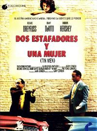 Tin Men - 11 x 17 Movie Poster - Spanish Style B