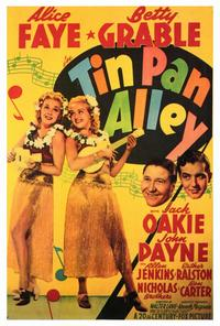 Tin Pan Alley - 27 x 40 Movie Poster - Style A