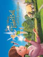 Tinker Bell and the Great Fairy Rescue - 11 x 17 Movie Poster - Style C