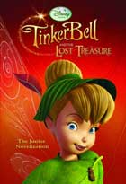 Tinker Bell and the Lost Treasure - 11 x 17 Movie Poster - Style D