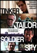 Tinker, Tailor, Soldier, Spy - 11 x 17 Movie Poster - Style E