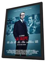 Tinker, Tailor, Soldier, Spy - 11 x 17 Movie Poster - French Style A - in Deluxe Wood Frame