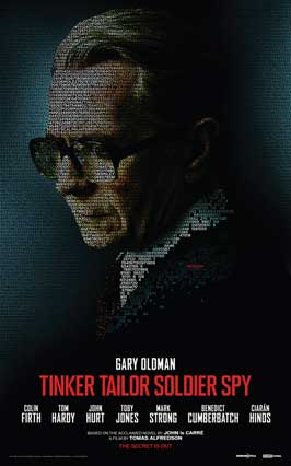 Tinker, Tailor, Soldier, Spy - 11 x 17 Movie Poster - Style A