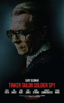 Tinker, Tailor, Soldier, Spy - 27 x 40 Movie Poster - Style A