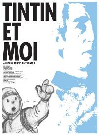 Tintin and Me - 11 x 17 Movie Poster - Danish Style A