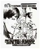 Tinto con amor - 11 x 17 Movie Poster - Spanish Style B