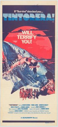 Tintorera - 27 x 40 Movie Poster - Australian Style A