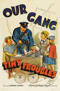 Tiny Troubles - 27 x 40 Movie Poster - Style A