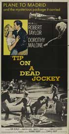 Tip on a Dead Jockey - 20 x 40 Movie Poster - Style A