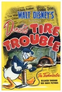 Tire Trouble - 27 x 40 Movie Poster - Style A