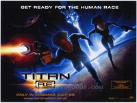 Titan A.E. - 27 x 40 Movie Poster - Style B