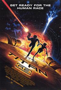 Titan A.E. - 27 x 40 Movie Poster - Style A