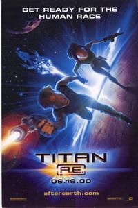 Titan A.E. - 27 x 40 Movie Poster - Style C