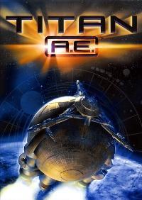 Titan A.E. - 27 x 40 Movie Poster - Style D