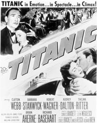 Titanic - 8 x 10 B&W Photo #2