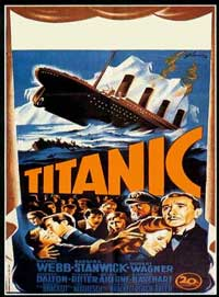 Titanic - 11 x 17 Movie Poster - Style A