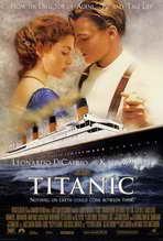 Titanic - 27 x 40 Movie Poster - Style C