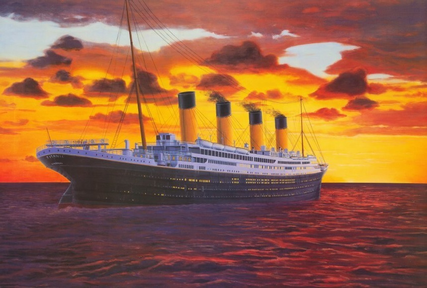 Movie Posters 1997: Titanic Movie Posters From Movie Poster Shop