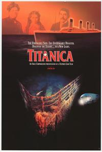Titanica (IMAX) - 11 x 17 Movie Poster - Style A