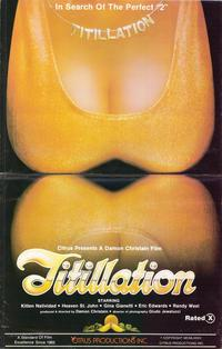 Titillation - 11 x 17 Movie Poster - Style A
