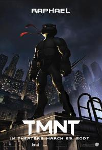 TMNT - 11 x 17 Movie Poster - Style G